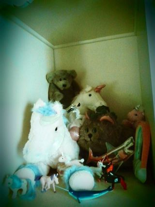 Because every office needs a Unicorns, Unicorns, Unicorns & Friends Nook.