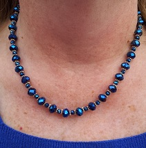 Anne Perry's Necklace