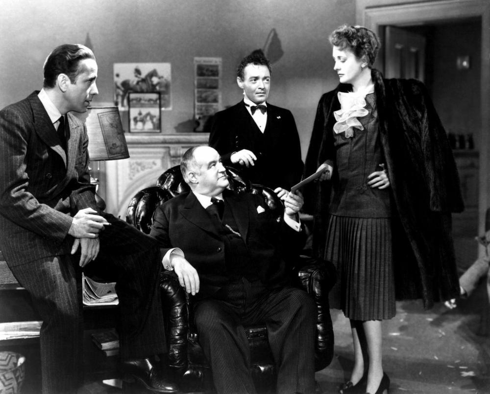 How The Maltese Falcon Illuminates Cozies - Hey, There's A Dead ...