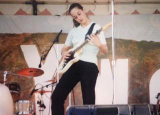 Guitar nadine