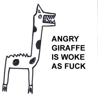 Angrygiraffeiswoke