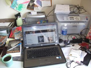 Catriona desk